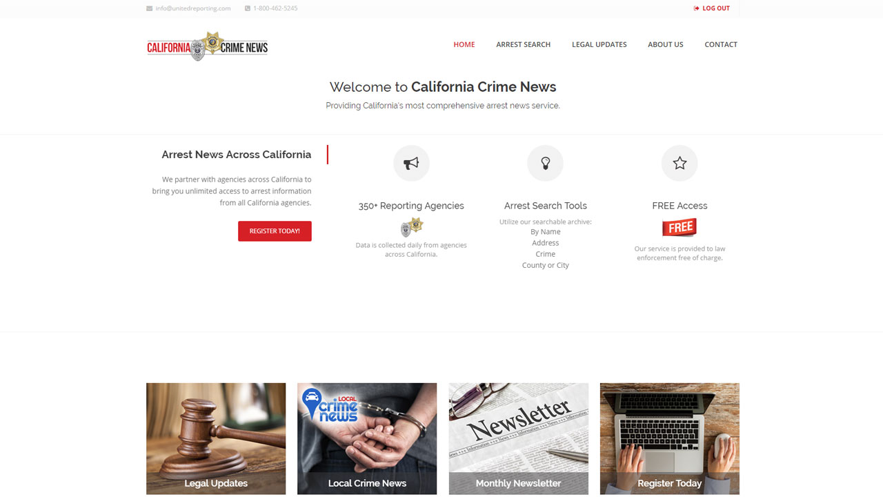California Crime News